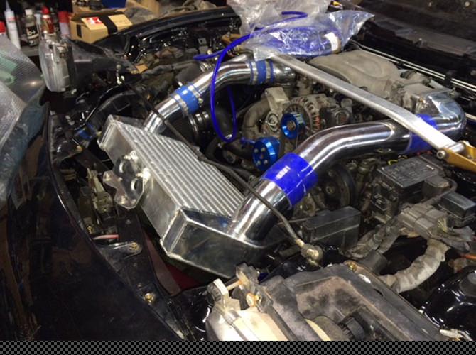 エンジン軽量化 アルミ ステンレス チタン